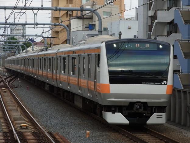 中央線 快速豊田行 RIMG6533