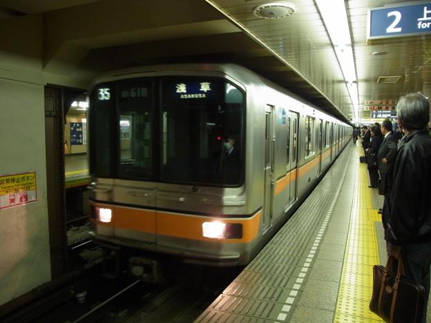 東京メトロ銀座線 普通浅草行 RIMG6602