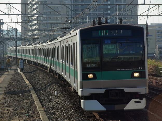 Photos: 常磐線各駅停車 普通我孫子行 RIMG6765