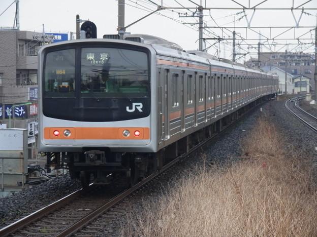 武蔵野線 普通東京行 RIMG6908
