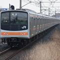 Photos: 武蔵野線 普通東京行 RIMG6908