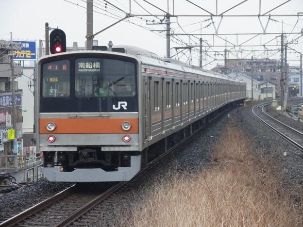 武蔵野線 普通南船橋行 RIMG6910