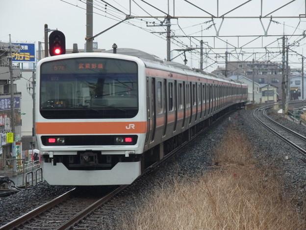 武蔵野線 普通東京行 RIMG6911
