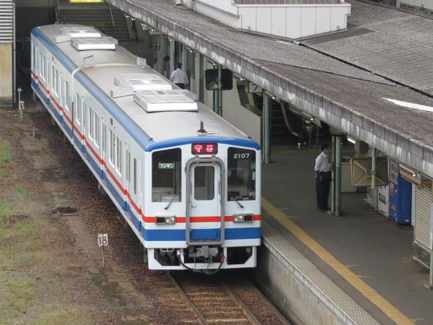 関東鉄道常総線 普通守谷行 IMG_0047