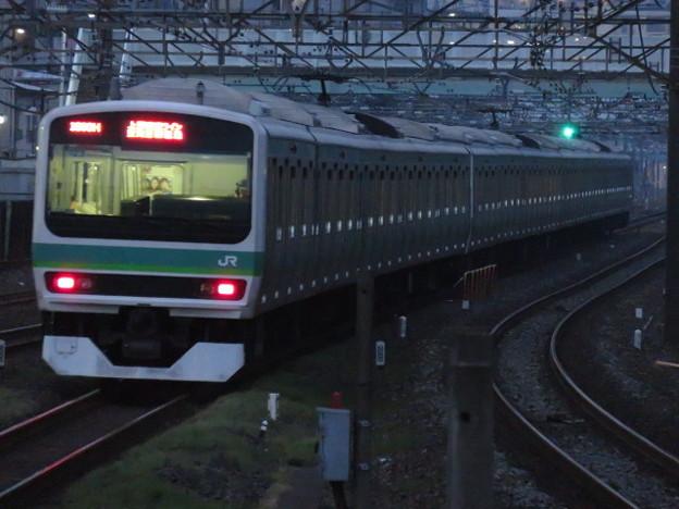 Photos: 常磐線 普通品川行 IMG_0061