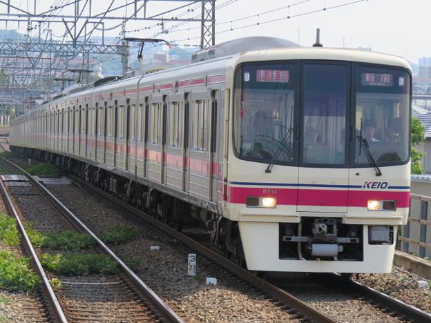 京王線 準特急新宿行 IMG_0076