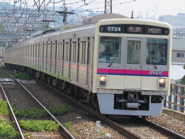 京王線 普通新宿行 IMG_0077