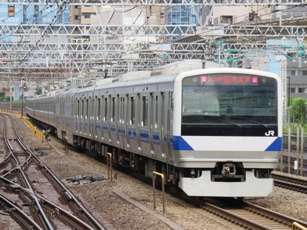 東海道本線 特別快速土浦行 IMG_0193
