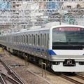 Photos: 東海道本線 特別快速土浦行 IMG_0193