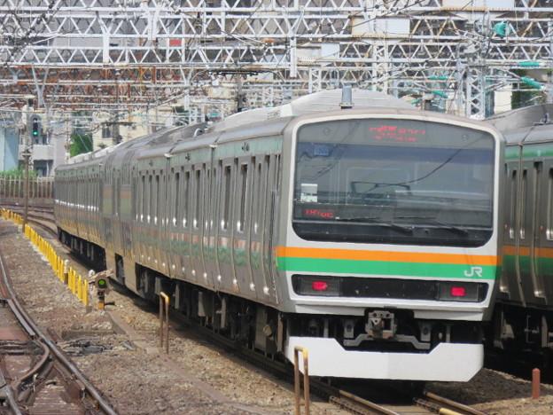 Photos: 東海道本線 普通高崎行 IMG_0205
