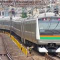 Photos: 東海道本線 快速アクティー小金井行 IMG_0207