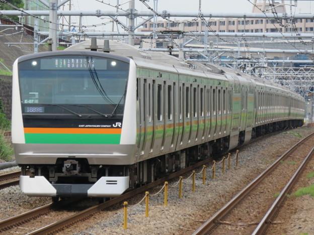 Photos: 東海道本線 普通小田原行 IMG_0216