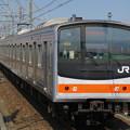 Photos: 武蔵野線 普通東京行 IMG_0226