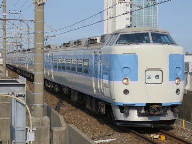 京葉線 回送 IMG_0234