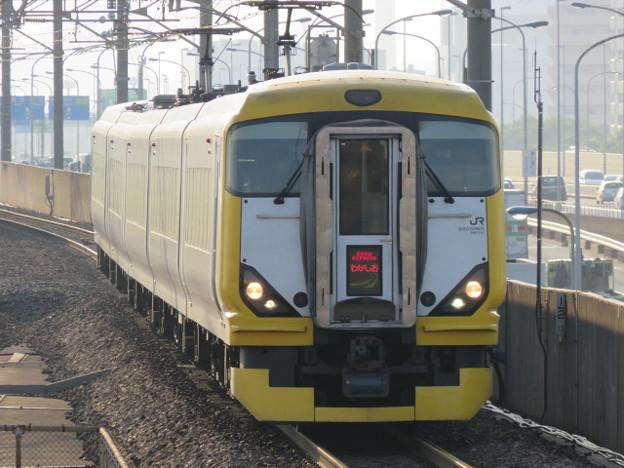 京葉線 特急わかしお安房鴨川行 IMG_0252
