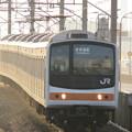 Photos: 武蔵野線 普通府中本町行 IMG_0256