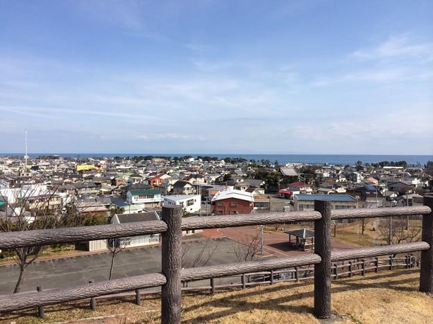 小堤山公園からの眺め1