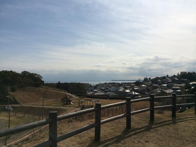 小堤山公園からの眺め2