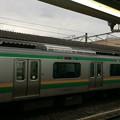 写真: 上野東京ライン 表示