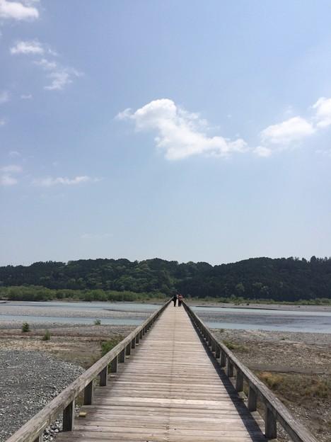蓬莱橋 全景