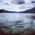 Photos: 芦ノ湖の水面@Instagram