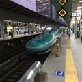 Photos: 東京駅発のはやぶさ?