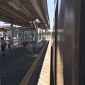 Photos: 今泉駅に停車中2