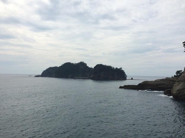 堂ヶ島 三四郎島