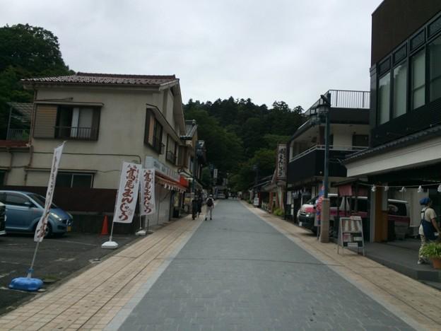 高尾山 参道