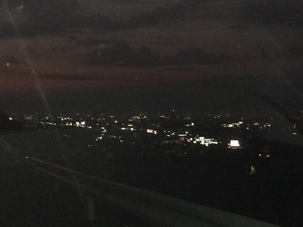 枚方の夜景