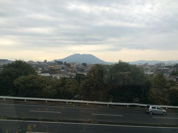 いぶたまからの桜島2