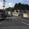 Photos: 大角横川駅前