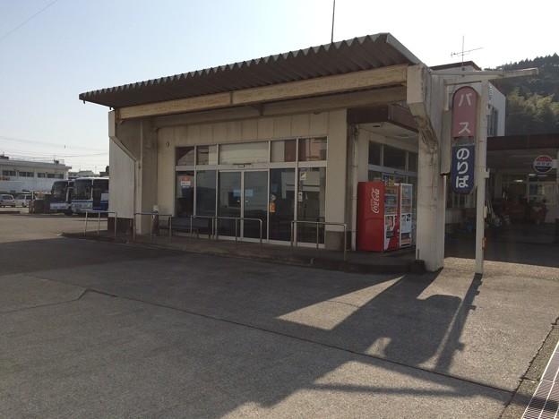 油津バスターミナル