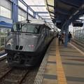 787系前面@宮崎空港駅