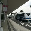 宮崎空港 ターミナル前