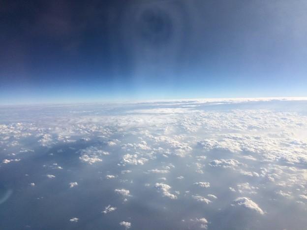 飛行機からの景色2