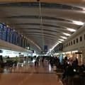 羽田空港コンコース?