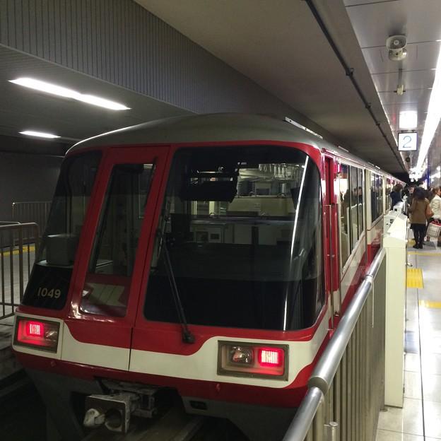東京モノレール 浜松町駅