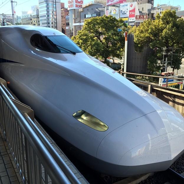 たぶん名古屋駅に到着