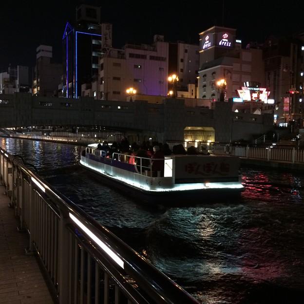 心斎橋クルージング