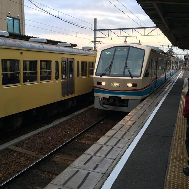 近江鉄道八日市駅2