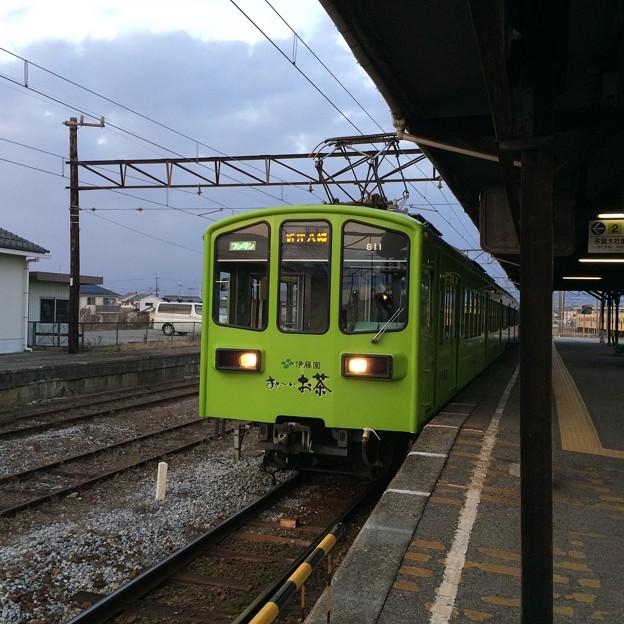 近江八幡行き普通電車