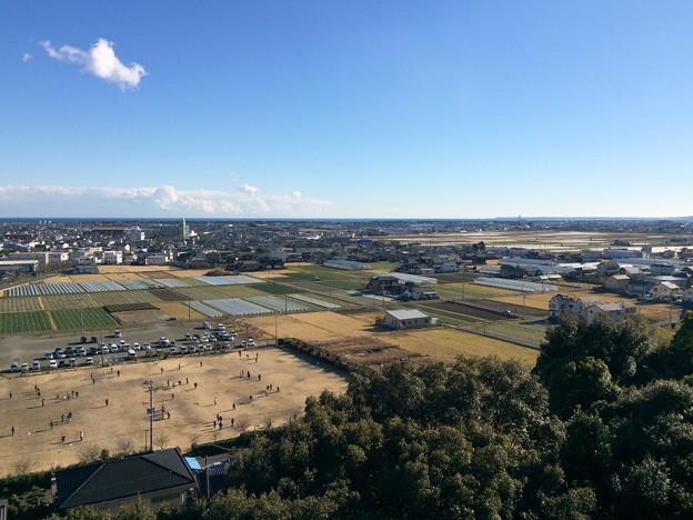 小山城からの眺め2