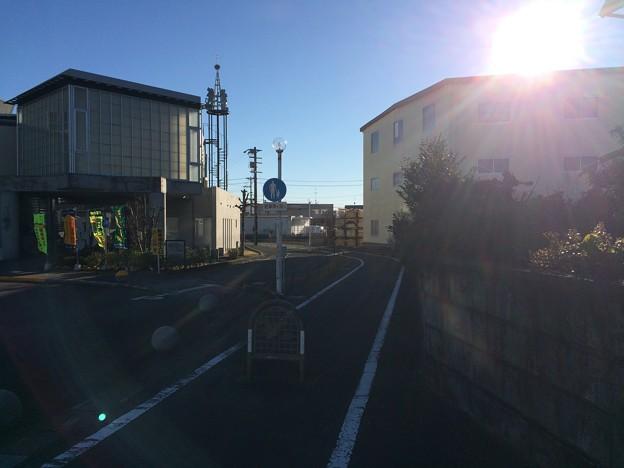 遠州神戸駅から地頭方・堀野新田方面