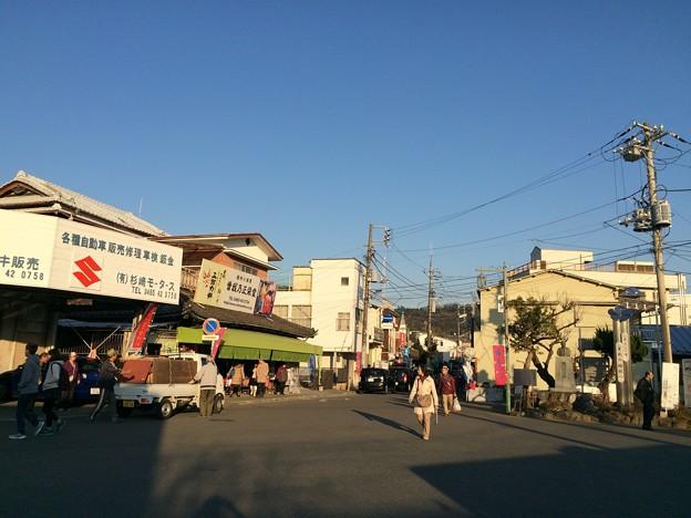 Photos: 下曽我駅前
