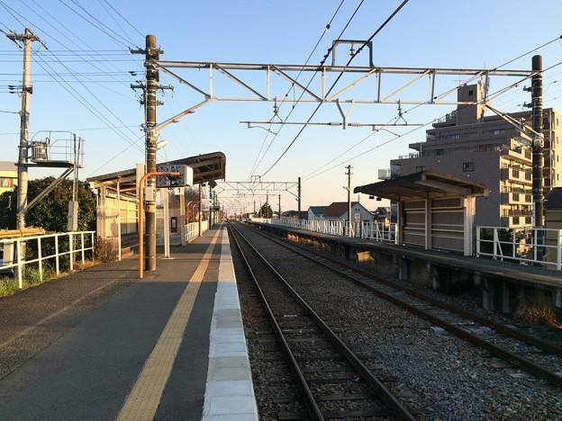 上大井駅4