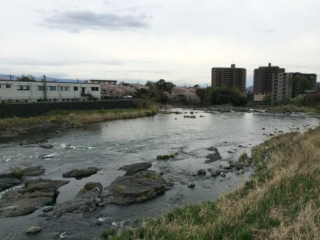 Photos: 鮎壺の滝上