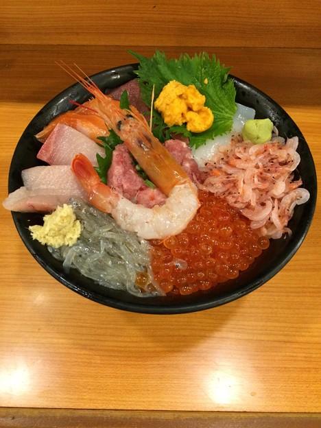 沼津港 海鮮丼