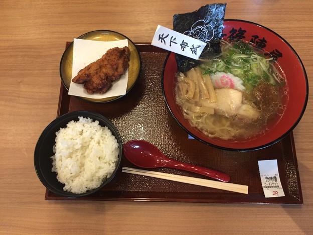 新東名 長篠設楽原PA2 昼食