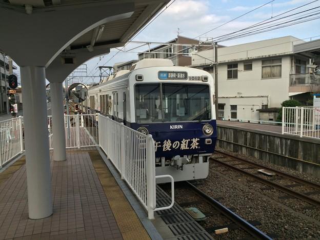久々に静岡鉄道に乗車した